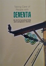 Front Cover of the book 'taking care of people with dementia'