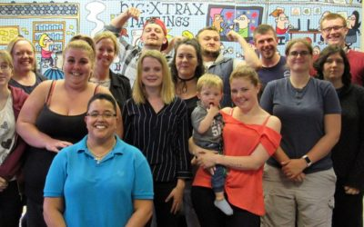 In focus: Young Adult Carers Group