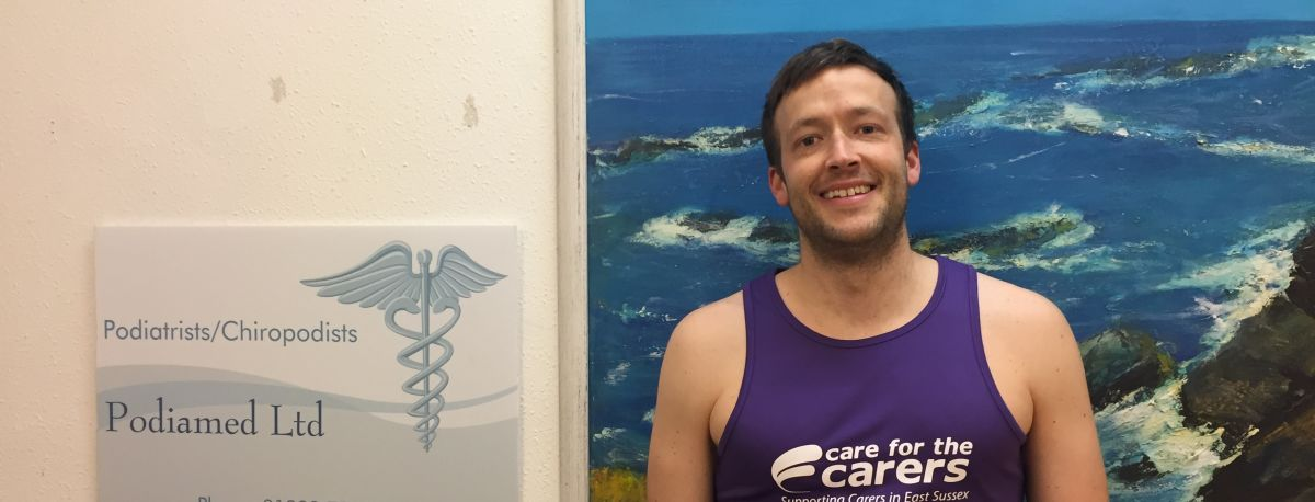 photo of James Wright, podiatrist