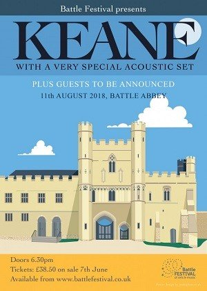 Keane Poster Image