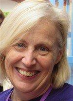 portrait photo of Carol Gregory