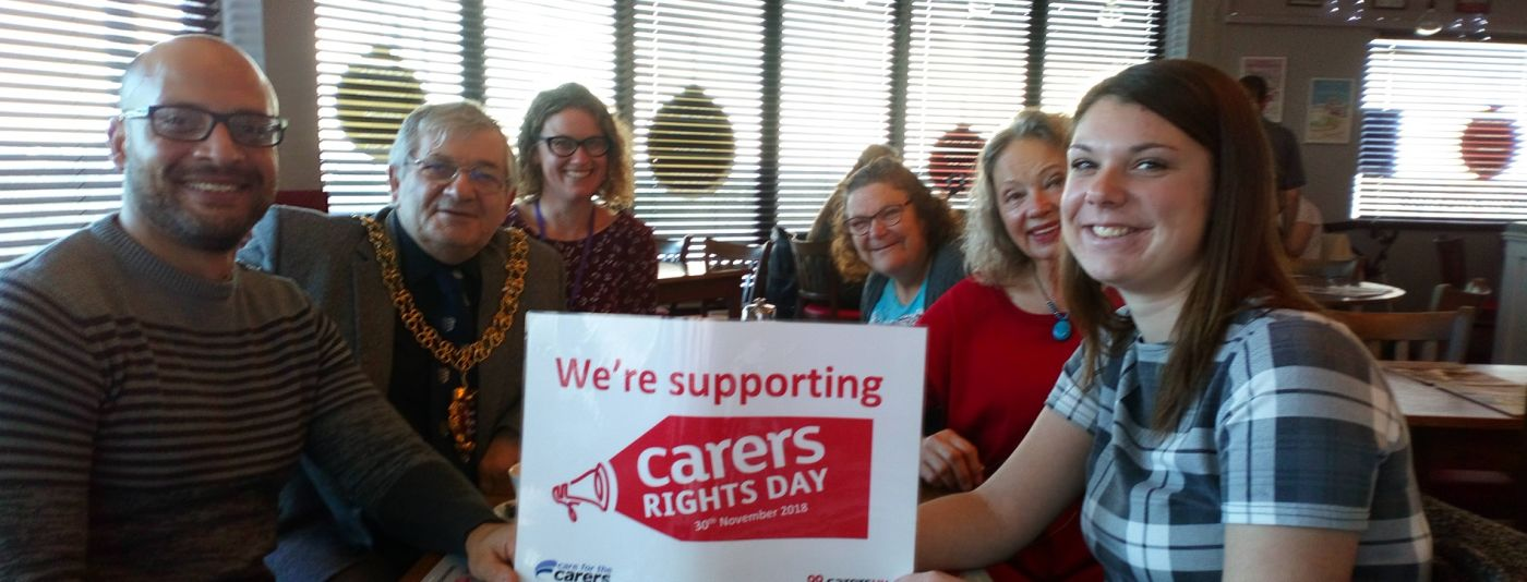 carers celebrating carers rights day east sussex