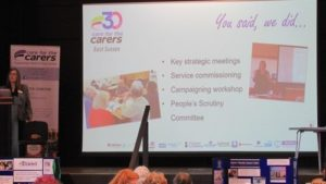 carers annual survey meeting thumbnail image