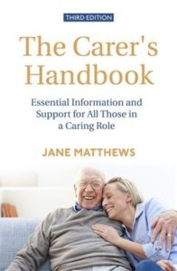 book cover of the carers handbook