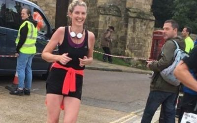 Superstar local legal secretary will conquer the London Marathon for carers
