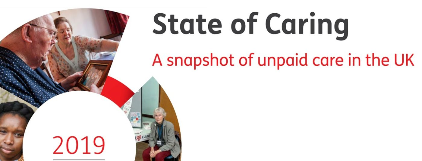 state of caring report 2019 banner image