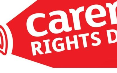 Supporting Carers Rights Day 2019