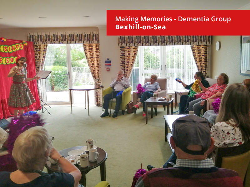 Dementia Group, Bexhill on Sea