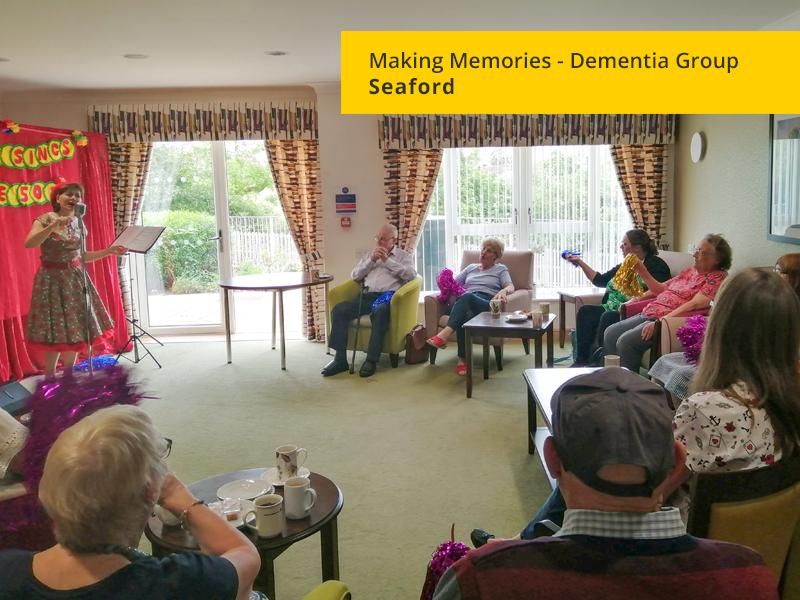 Dementia Group, Seaford
