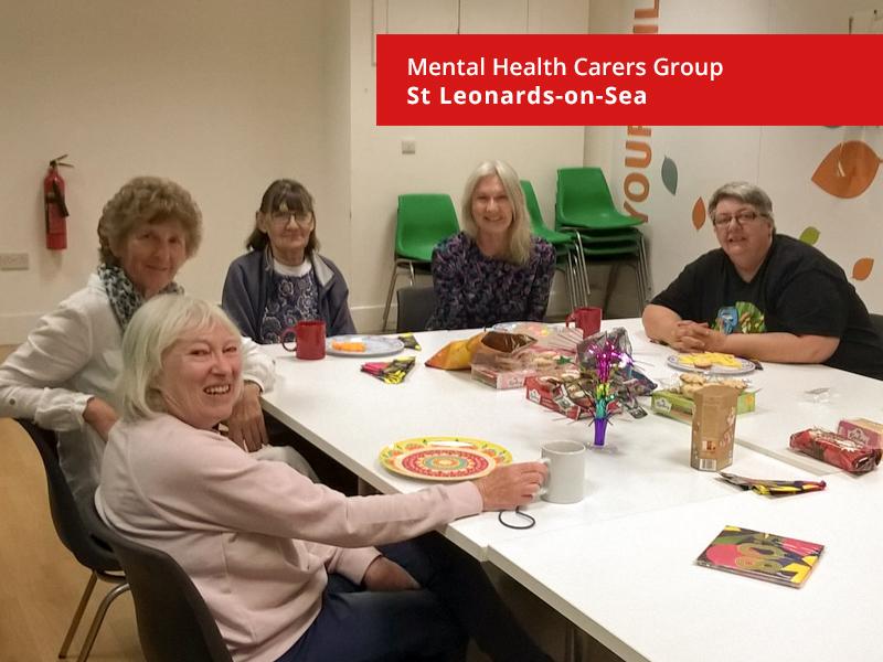 Mental Health Carers Group, St Leonards on Sea