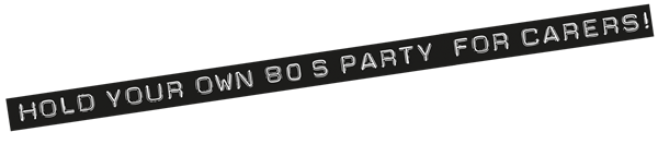 Hold your own 80's Party