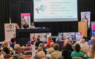 Join our Carers Voices Conference in July