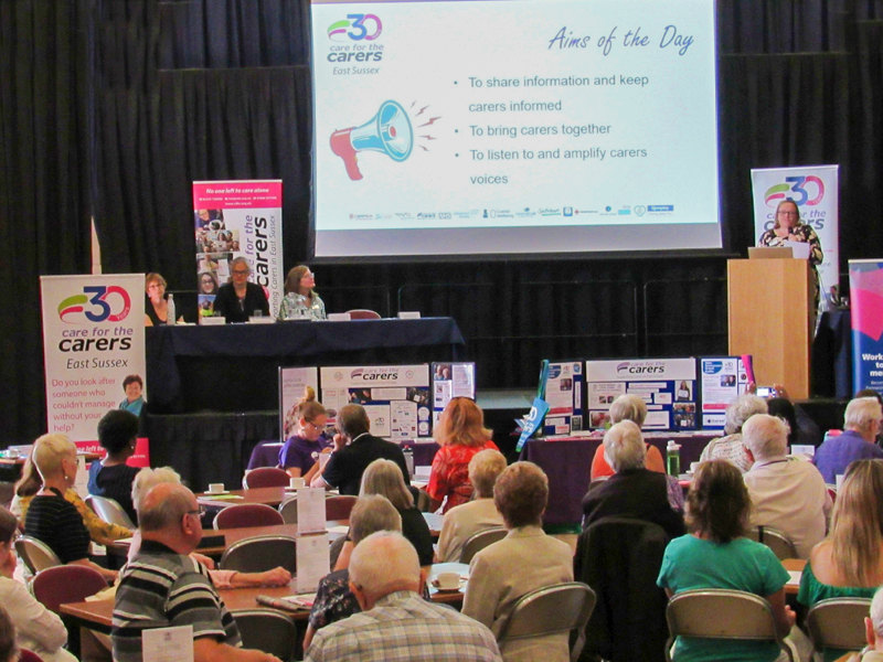 Carers Voices conference July 2020