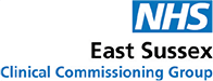 East Sussex Clinical Commissioning Group logo