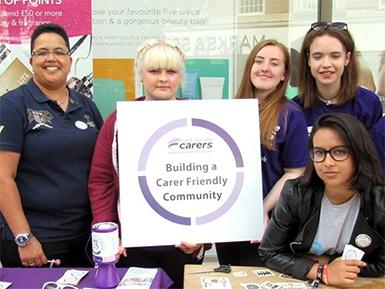Building a Carer Friendly Community