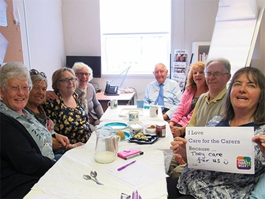 Start a Carers Group