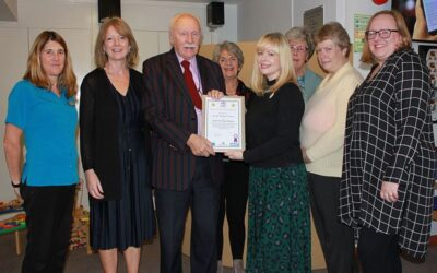 Seaside Medical Centre Achieve Carer Friendly Award