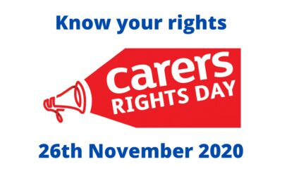 Carers Rights Day 2020. Know your rights