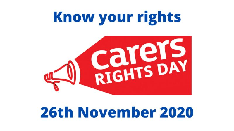 Know your rights Carers rights day 2020