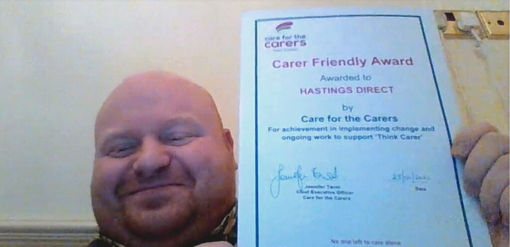 Hastings Direct Carer Friendly Award
