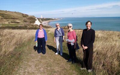 Eastbourne Soroptimists fundraise for carers