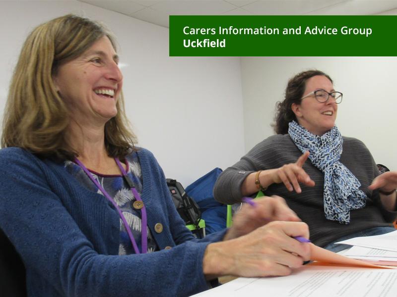 Information-advice--carers-groups-Uckfield