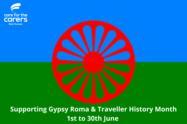 Supporting Gypsy Roma & Traveller History Month 1st to 30th June