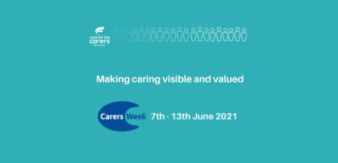 Website image Carers Week