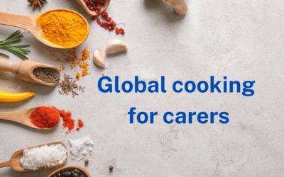 Global cooking for carers